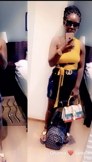 Cutie, 27 years old Ghanian escort in Accra