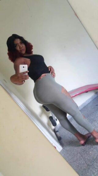 Anabel, 29 years old Nigerian escort in Lagos Mainland